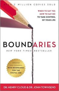 Book - Boundaries