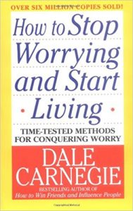 Book - How to Stop Worrying and Start Living
