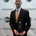 2nd-place Semifinalist, 2013 Toastmasters International Speech Contest